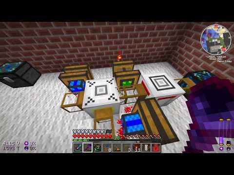 Minecraft 1.2.5 Sezon Retro (S3) #51 - Minechemowa fabryka Diamonds i Uranium