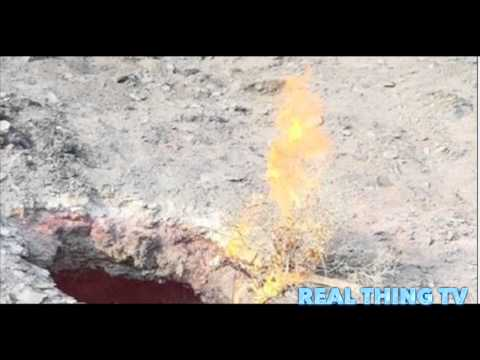 Gateway to hell? Chinese villagers horrified