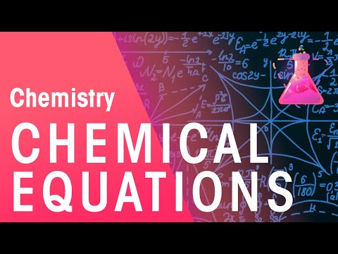 Chemical equations | Chemistry for All | FuseSchool