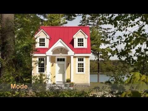 Modern Tiny House Ideas