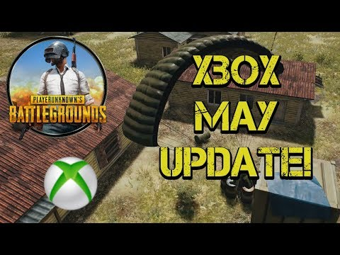 PUBG XBOX May Update - PTS Fixes & Miramar Going Live!