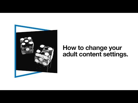 Accessing adult content | How to change your adult content settings | Support on Three