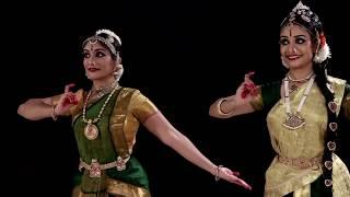 Neelamana Sisters -Thillana... Dr Draupathy Dr Padmini.