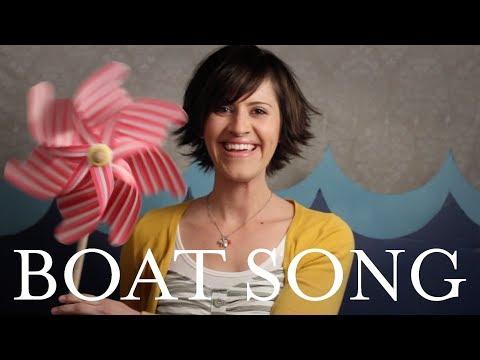 JJ Heller - Boat Song (Official Music Video)