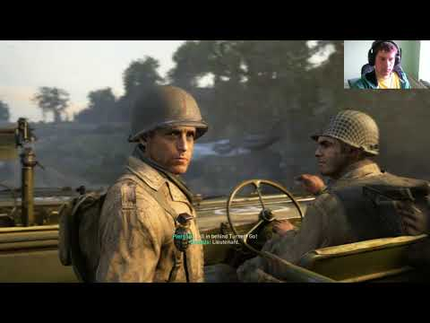 Call of Duty WWII Walkthrough - Operation Cobra | Part 4