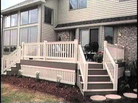Maintenance Free Decks and Railings