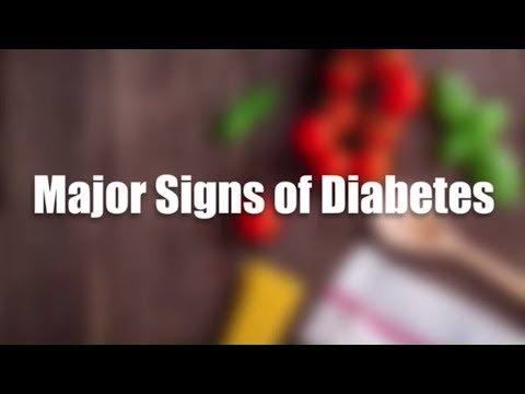 Major signs of diabetes | Identify your health issue early | Best Health Channel