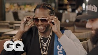 2 Chainz Tries On $48K Vintage Sunglasses | Most Expensivest Shit | GQ