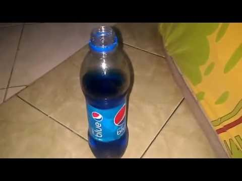 WHAT PEPSI BLUE STILL EXIST IN INDONESIA!!!!!!