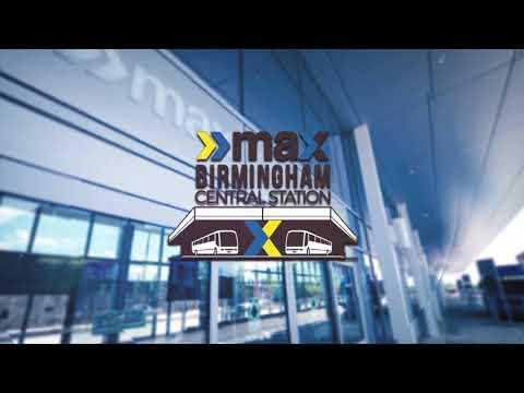 Birmingham Central Station Ribbon Cutting Video Produce for BJCTA MAX Transit