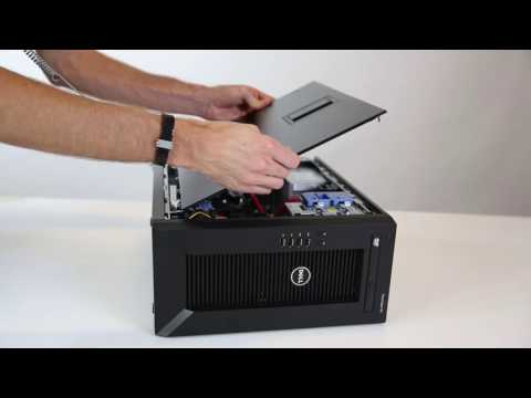 Dell PowerEdge T30: Express Service Tag