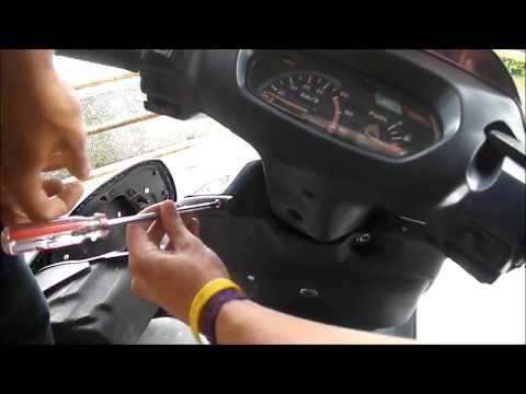Scooter ignition exchange