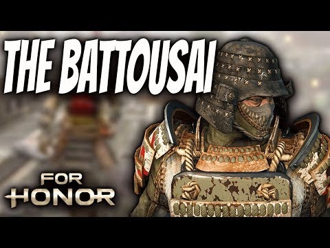 For Honor : What 50 Hours Of Orochi Experience Looks Like [The Battousai]