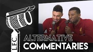 Alternative Commentaries: Gini & Oxlade-Chamberlain  