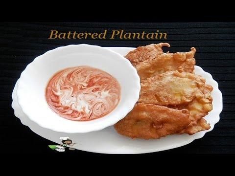 Battered Plantain