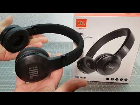 Jbl E45bt bluetooth headphones