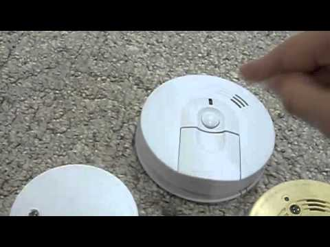 How to test your smoke alarm