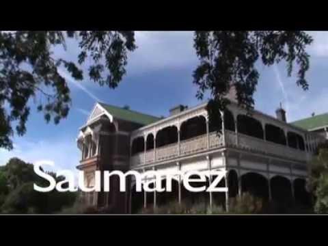 Saumarez Homestead Armidale - a National Trust of Australia (NSW) property