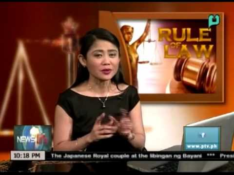 NewsLife: Rule of Law: Property foreclosure concerns || Jan. 17, 2016