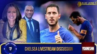 We talk Emenalo , Chelsea  Barca draw,  Issue