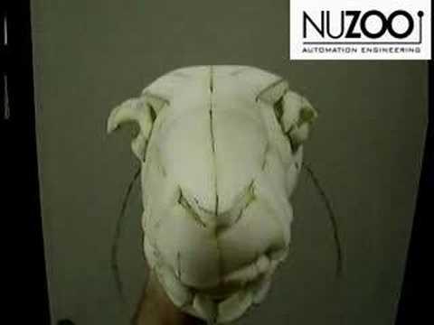 Easy animatronics sheep project