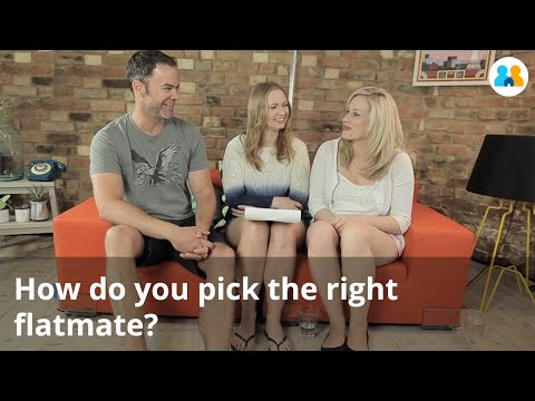 How Do you Pick the Right Flatmate?  | Flatmate FAQ's #6 | SpareRoom