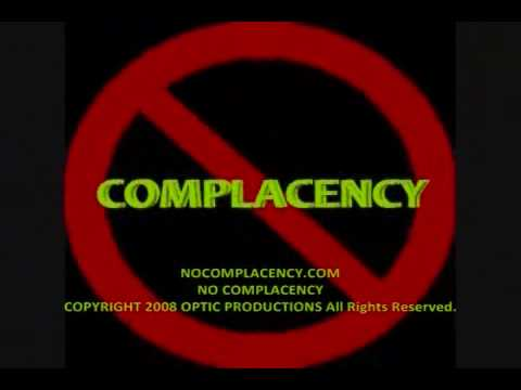 ZERO COMPLACENCY  VIDEO 6 music by Musicshake
