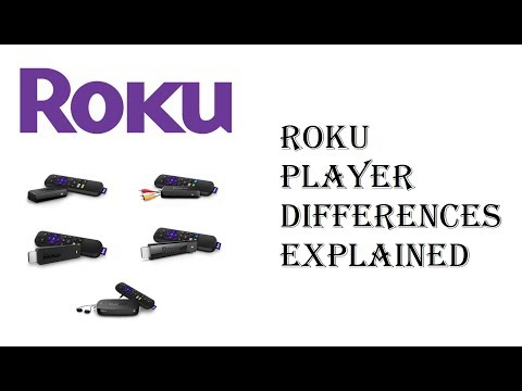 (2018) Roku Differences Explained - Which Roku Player Should I Get? Tutorial, Basics, Comparison