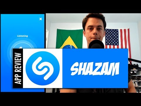 Shazam - Detect a Song Name and Artist by Listening to it