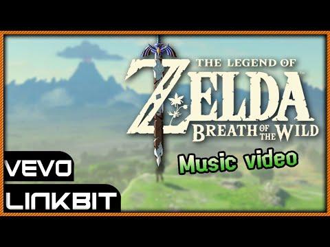 Zelda BOTW Music Video