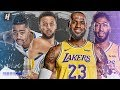 Warriors Vs Lakers BEST Highlights amp Plays From 2019 NBA Preseason
