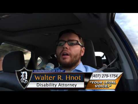 803: What is a direct express card from social security disability? SSD RSDI Walter Hnot