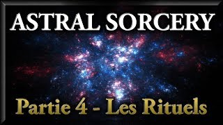 Exoria EP37 Astral Sorcery Iridescent Altar + Aquamarine Sha