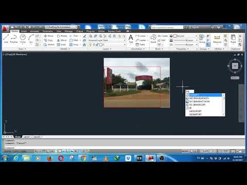 how to copy and edit picture in autocad