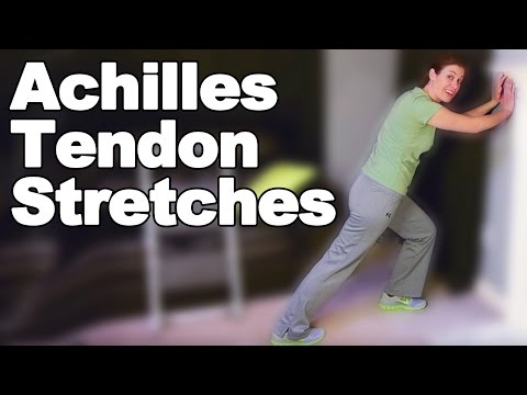 Achilles Tendon Stretches - Ask Doctor Jo