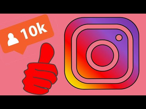 How to hit 10k follower on instagram in just one WEEK!!!!