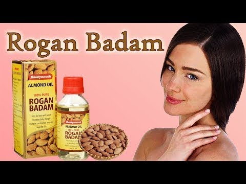 Rogan Badam - These Benefits Of Almond Oil Will Influence You To Use It