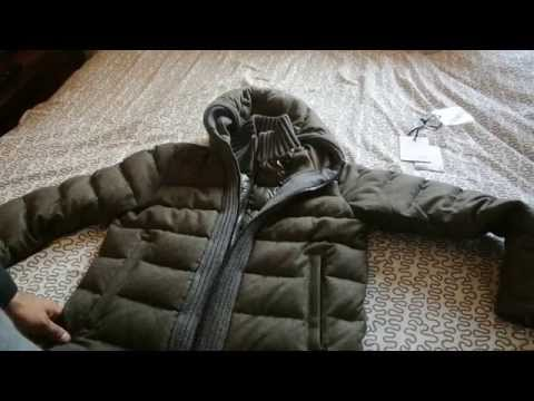 Genuine Moncler Canut Jacket £1100 Review - How to tell a fake Moncler