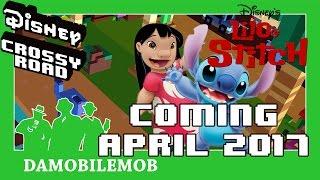 ★ Disney Crossy Road LILO and STITCH Update Preview (Lilo and Stitch Update Coming April 2017)