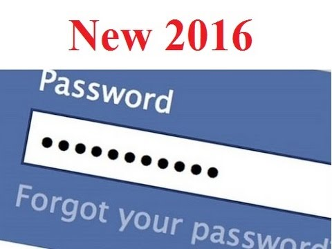 How to reset facebook password without email NEW!!! 2016-2017