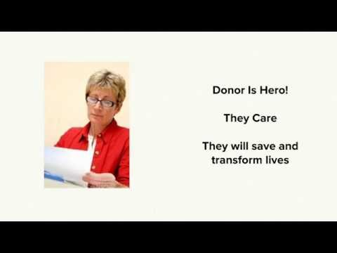 How to write a winning donor appeal letter now