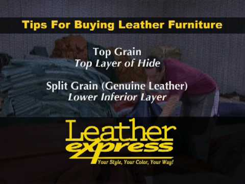 Tips On Buying Leather Furniture-Leather Express of Florida