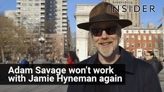 Adam Savage won