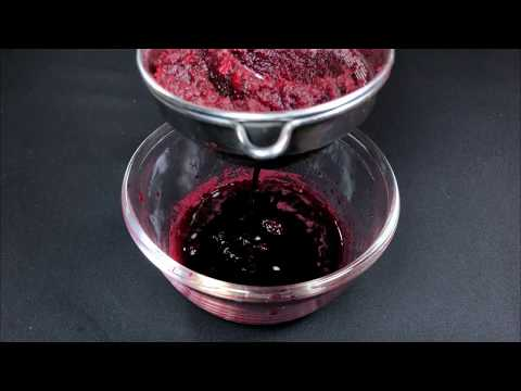 How to Color Hair Burgundy or Maroon at Home 100% Naturally