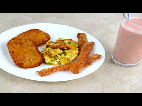 My Morning Breakfast Routine : What I eat for Breakfast