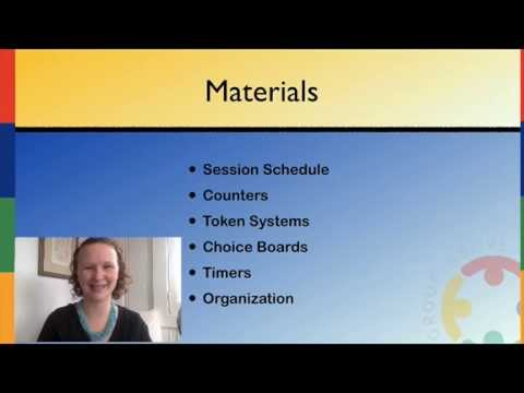 What Materials Do I Need for my ABA Home Therapy Program?