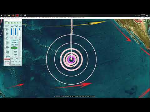 6/10/2018 -- Global Earthquake Forecast -- Increase expected in multiple locations -- BE READY