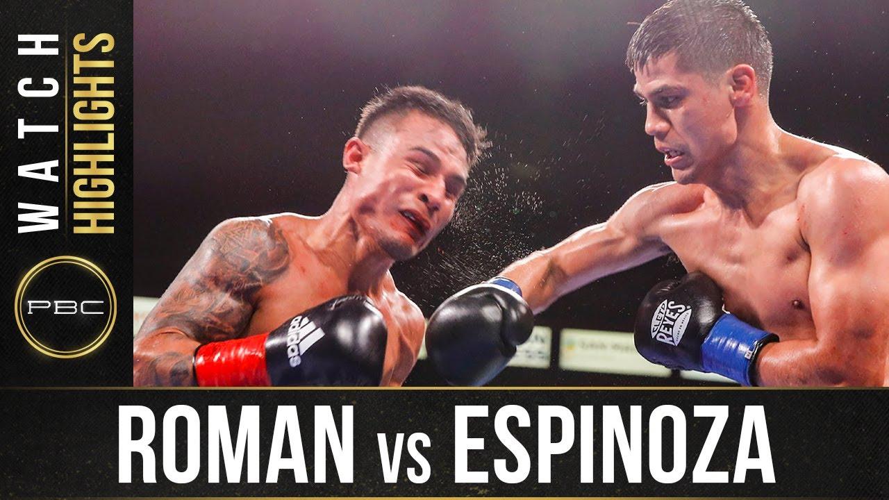 Roman vs Espinoza HIGHLIGHTS: May 15, 2021 | PBC on SHOWTIME