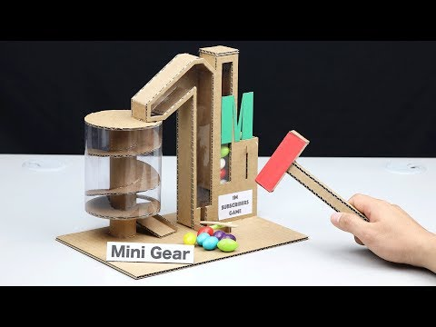 1 Million Subscribers Gumball Hammer Game DIY
