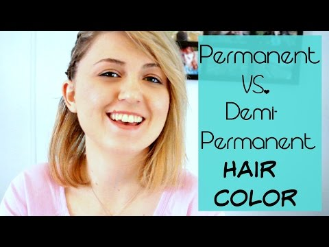 What's The Difference Between Permanent and Demi-Permanent Hair Color? [Quick Tip Tuesday]